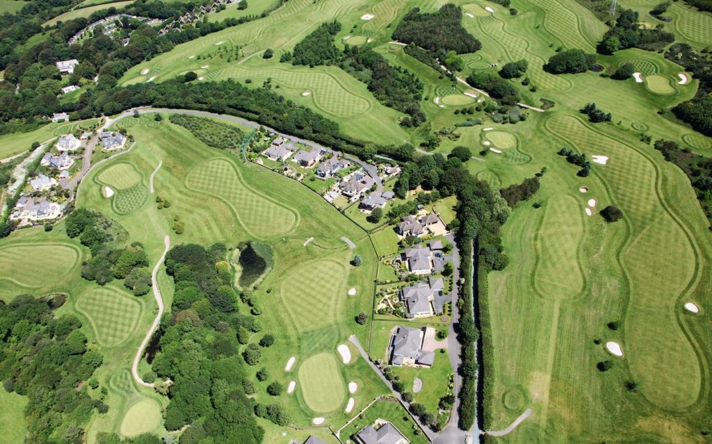 Buy a home on the golf course and explore communities